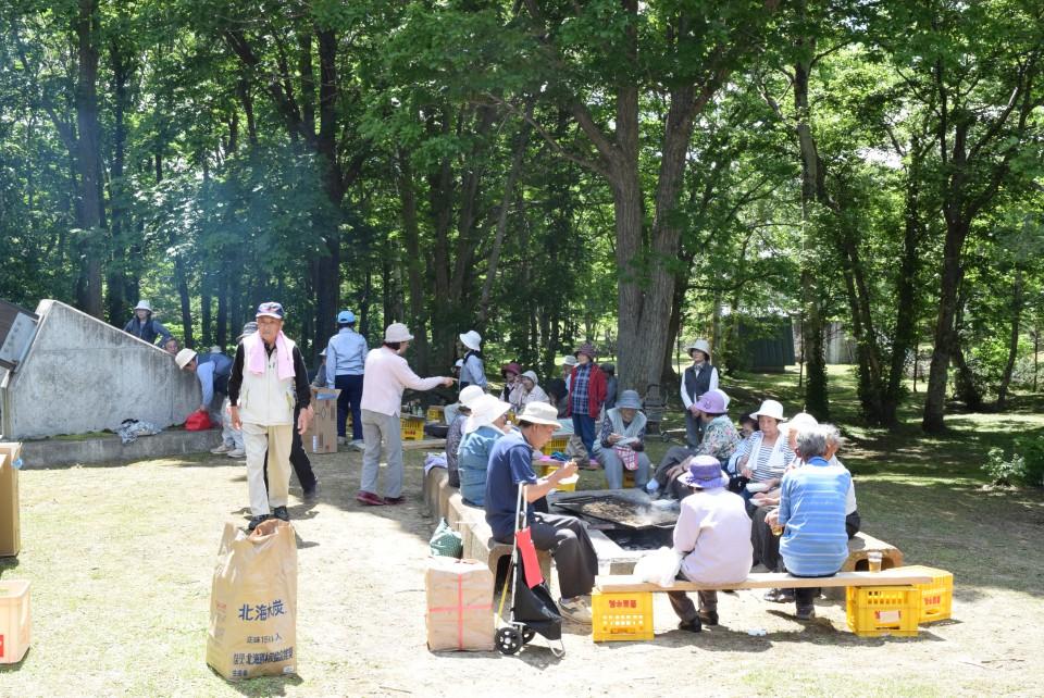 年金友の会「野遊会」